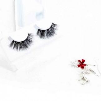 3D Mink Lashes 5 Paris Mixed Style Supernatural Eyelashes