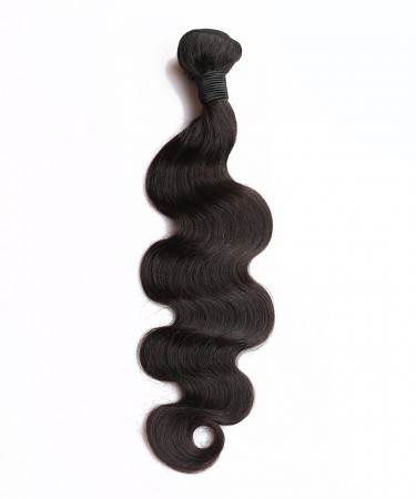 Brazilian Virgin Hair Body Wave 1 Piece Unprocessed Human Hair Extensions