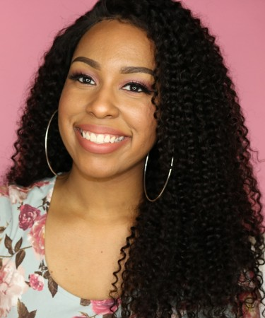 100% Human Hair Lace Frontal with 3 Bundles Brazilian Kinky Curly Virgin Human Hair