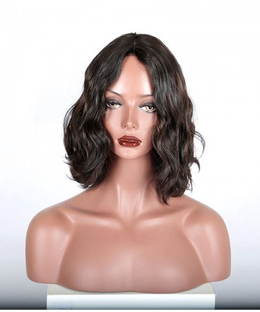 Jewish Wigs European virgin hair Natural wave, silk top kosher wig Best Sheitels free shipping