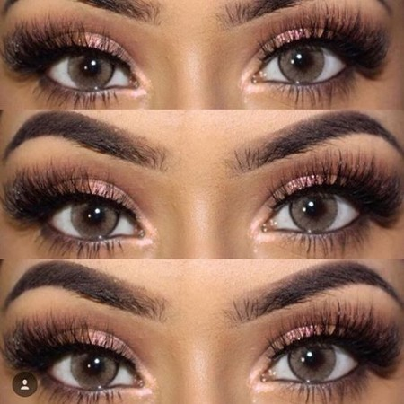 3D Mink Lashes 5 Paris Mixed Style Supernatural Eyelashes