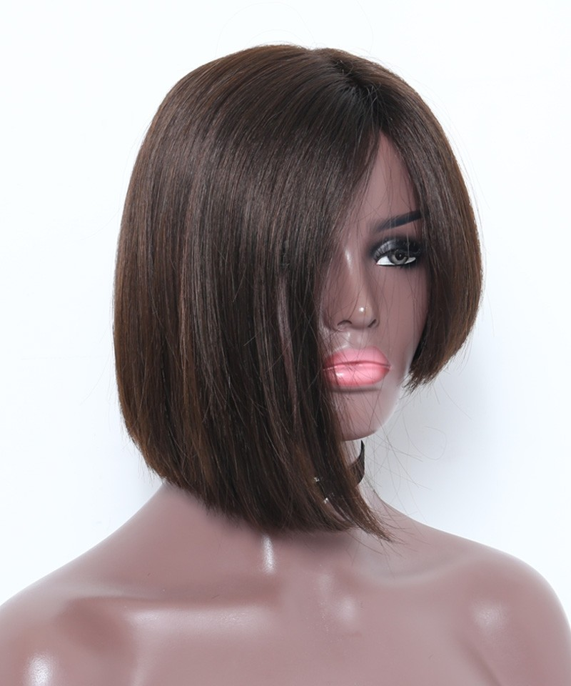 human hair wigs bob style cool bob style lace front human hair wigs 5905