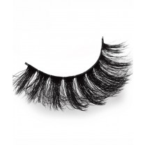One  Pair Beauty mink eyelashes 3D MINK False Eyelashes Messy Cross Dramatic Fake Eye Lashes Professional Makeup Lashes