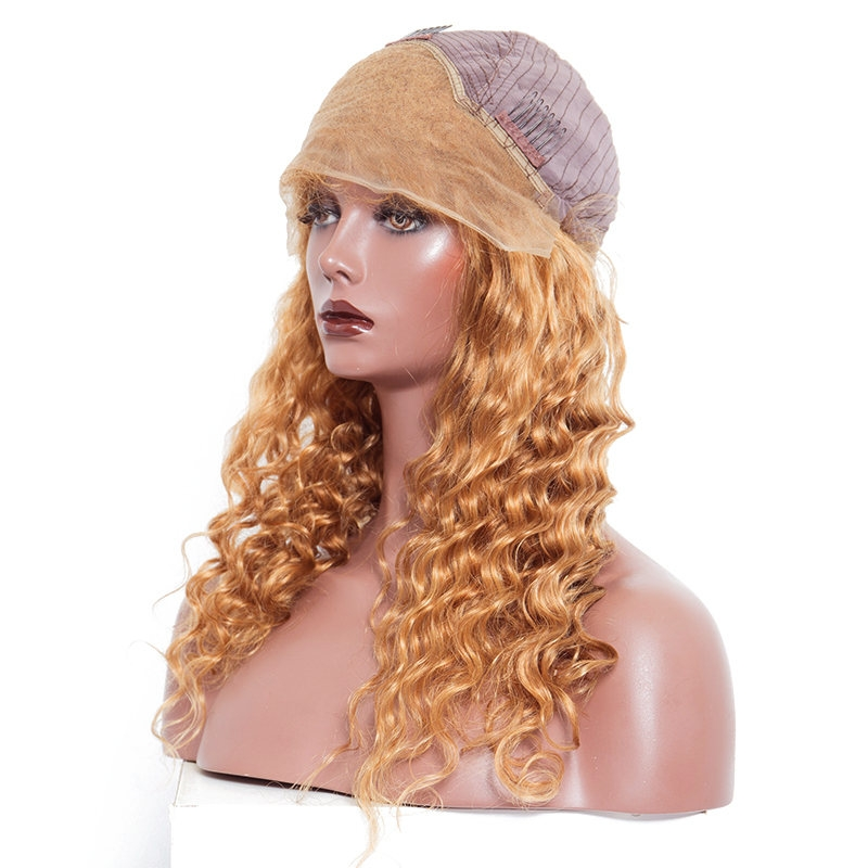 Strawberry Blonde 27 Color Loose Wave Lace Front 100