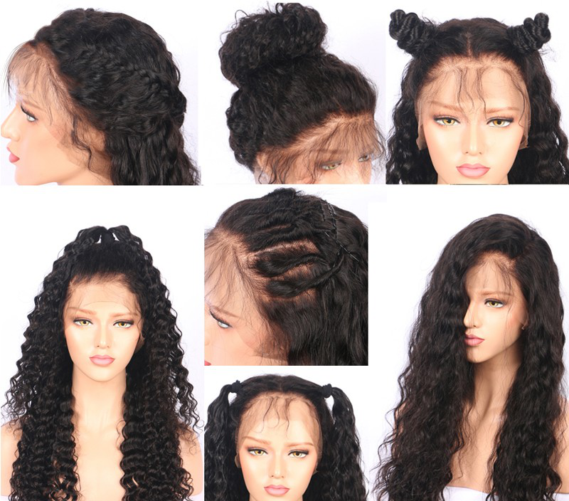 msbuy 13x6 lace front wig styles