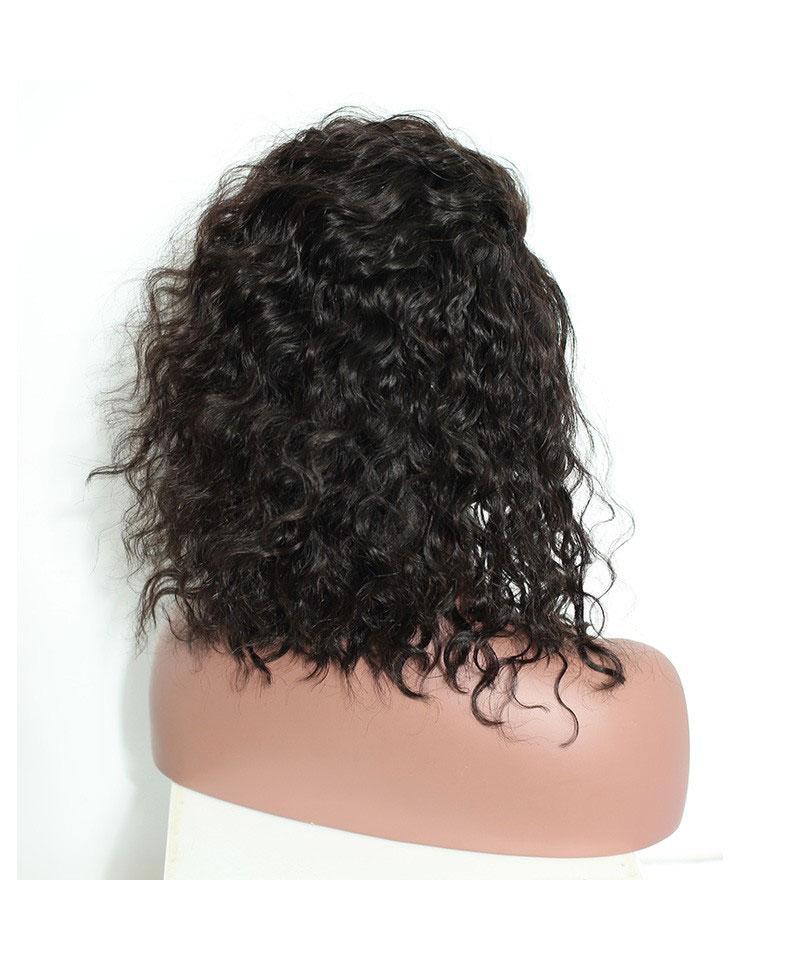 bob wigs wavy