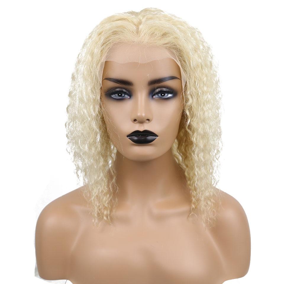 613 curly bob lace wigs