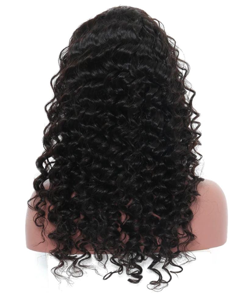 loose wave human hair wigs