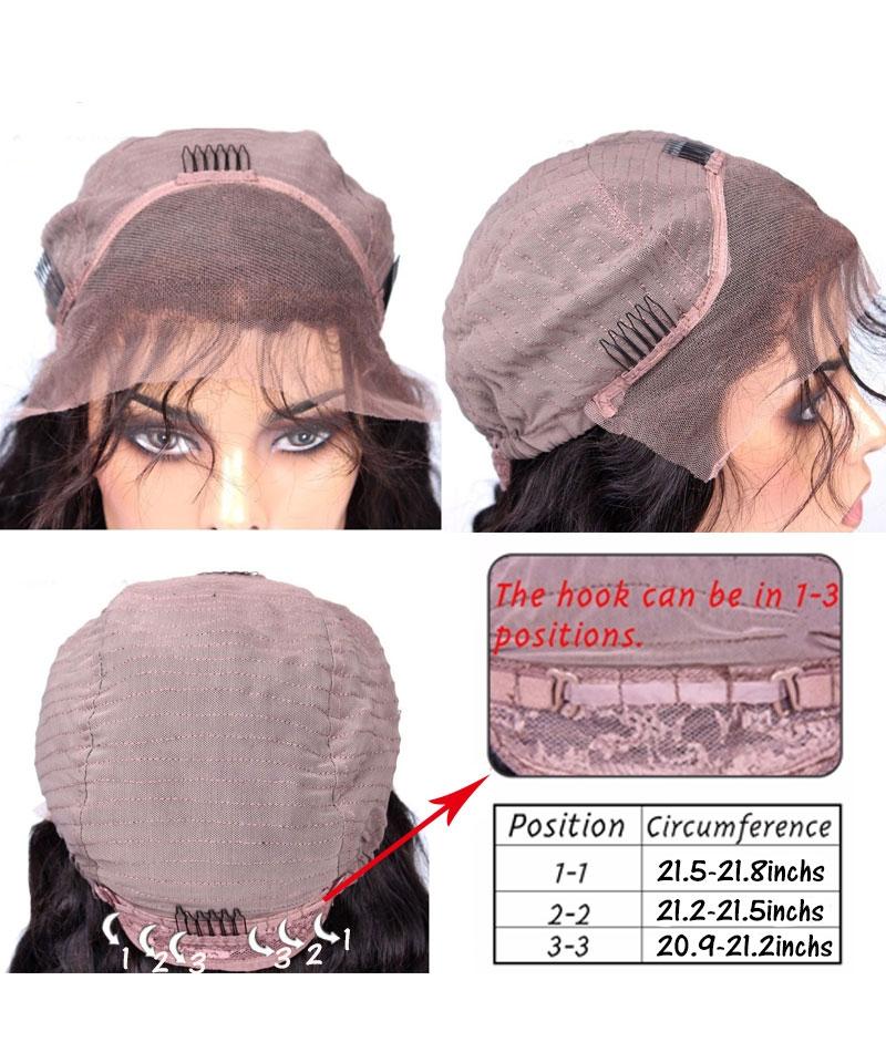 360 Lace Cap