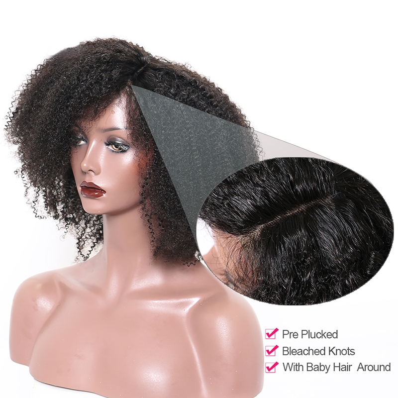 afro kinky curly lace wig