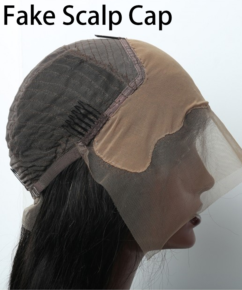 lace wig caps with 13X6 For Women 1