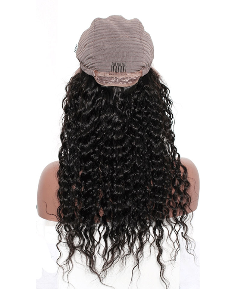 deep curly lace wigs for women 3