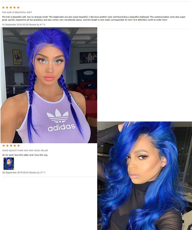 Blue Wig FAQ Show