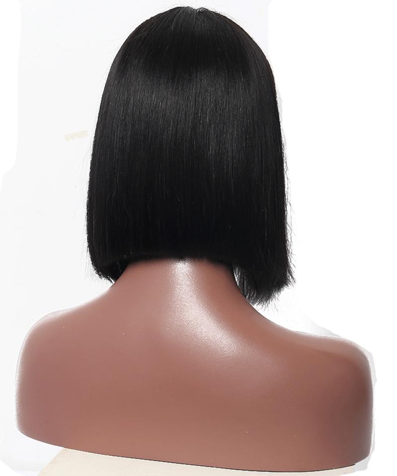 Msbuy 13X6 Lace Human Hair Wig