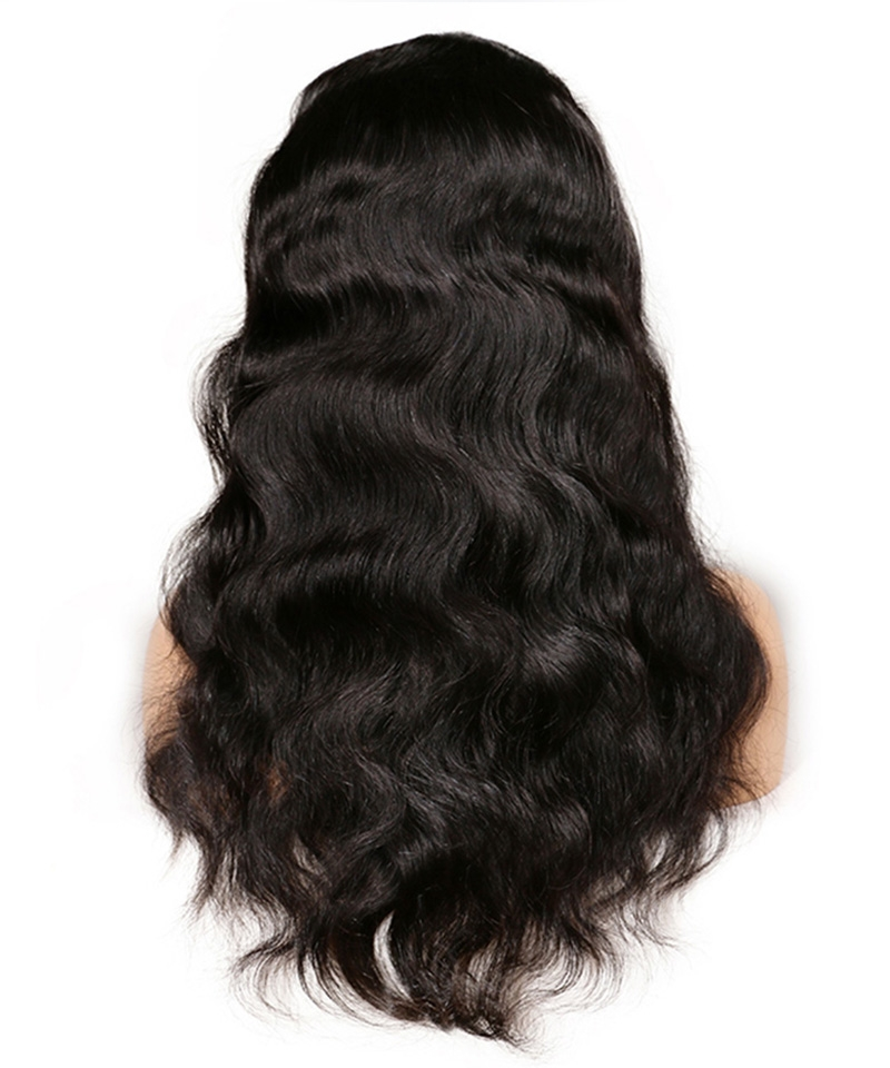 full lace wig cap body wave
